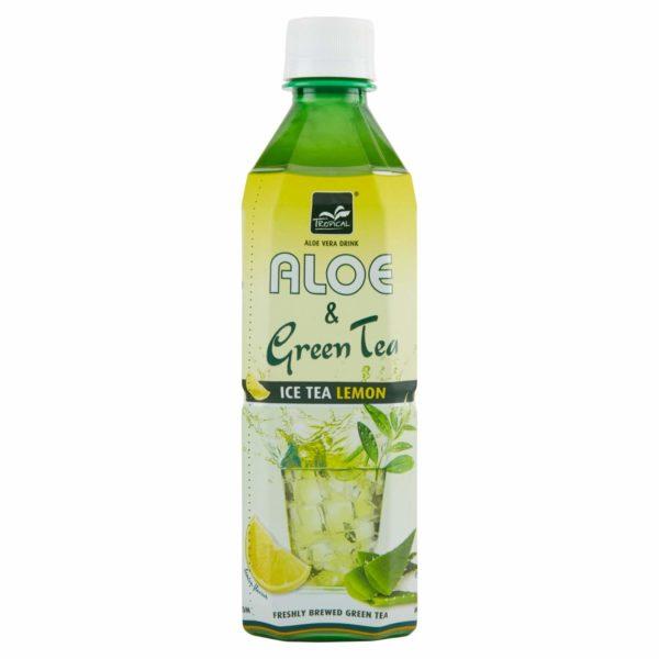 Aloe ice tea 2